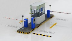 智能停车场管理系统收费岗亭